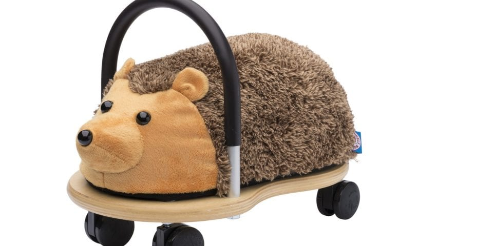 Wheelybug hedgehog small