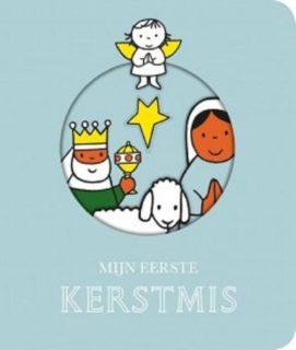 mijn eerste kerstmis babyboekje